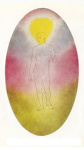 astral body of developed man